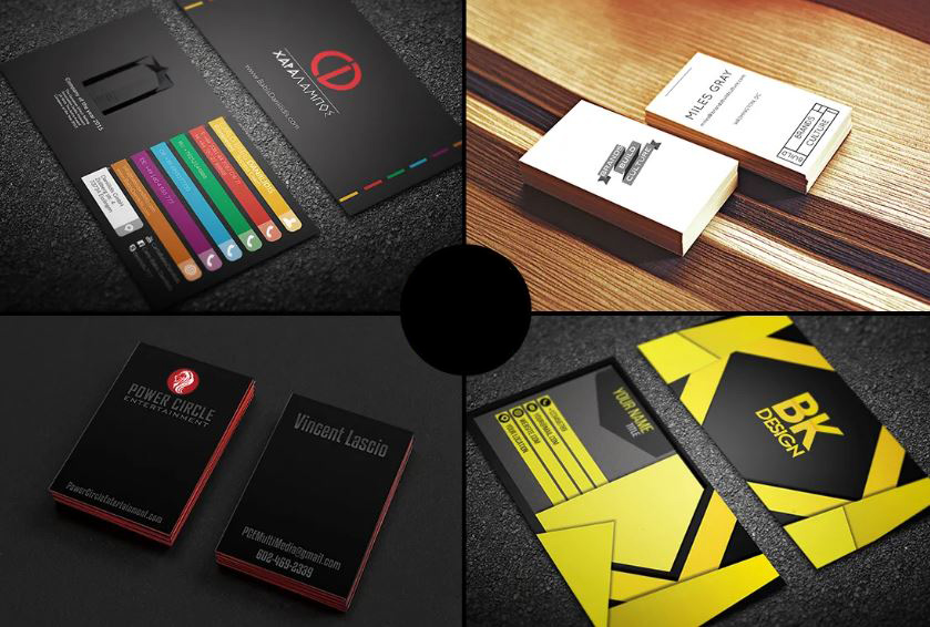 Create Innovative and Professional Business Card