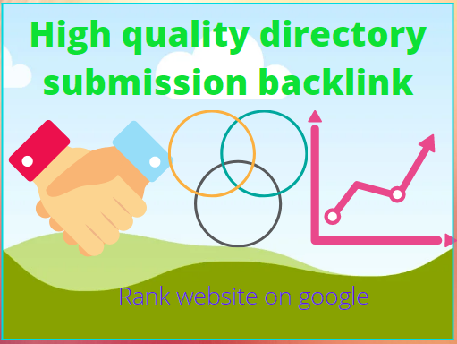 I will do provite 200 directory submission backlink / Link building manually