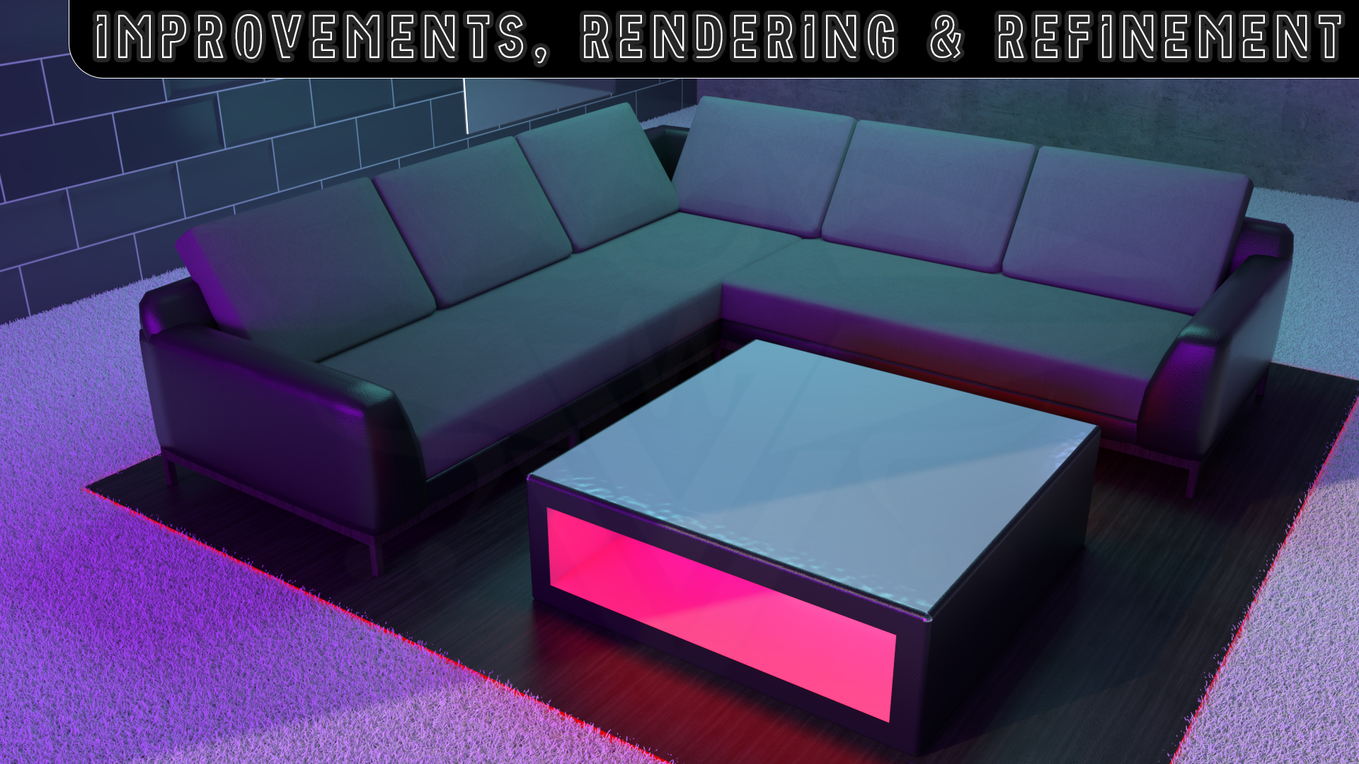 Rendering of your 3D project model | Photorealistic Extras Available