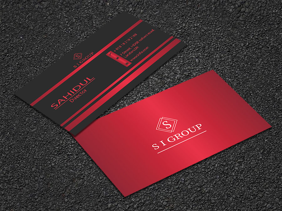 I will design professional,creative and modern business card
