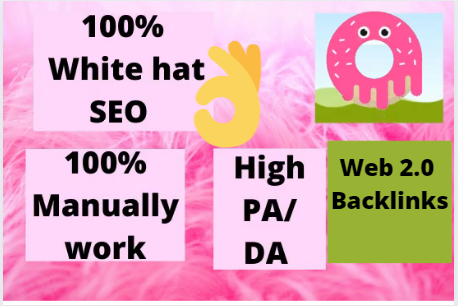 Web2.0 Dofollow Backlinks way to achieve High Ranking