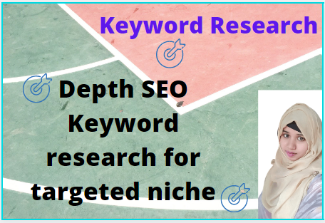 Depth SEO Keyword Research to rank your site