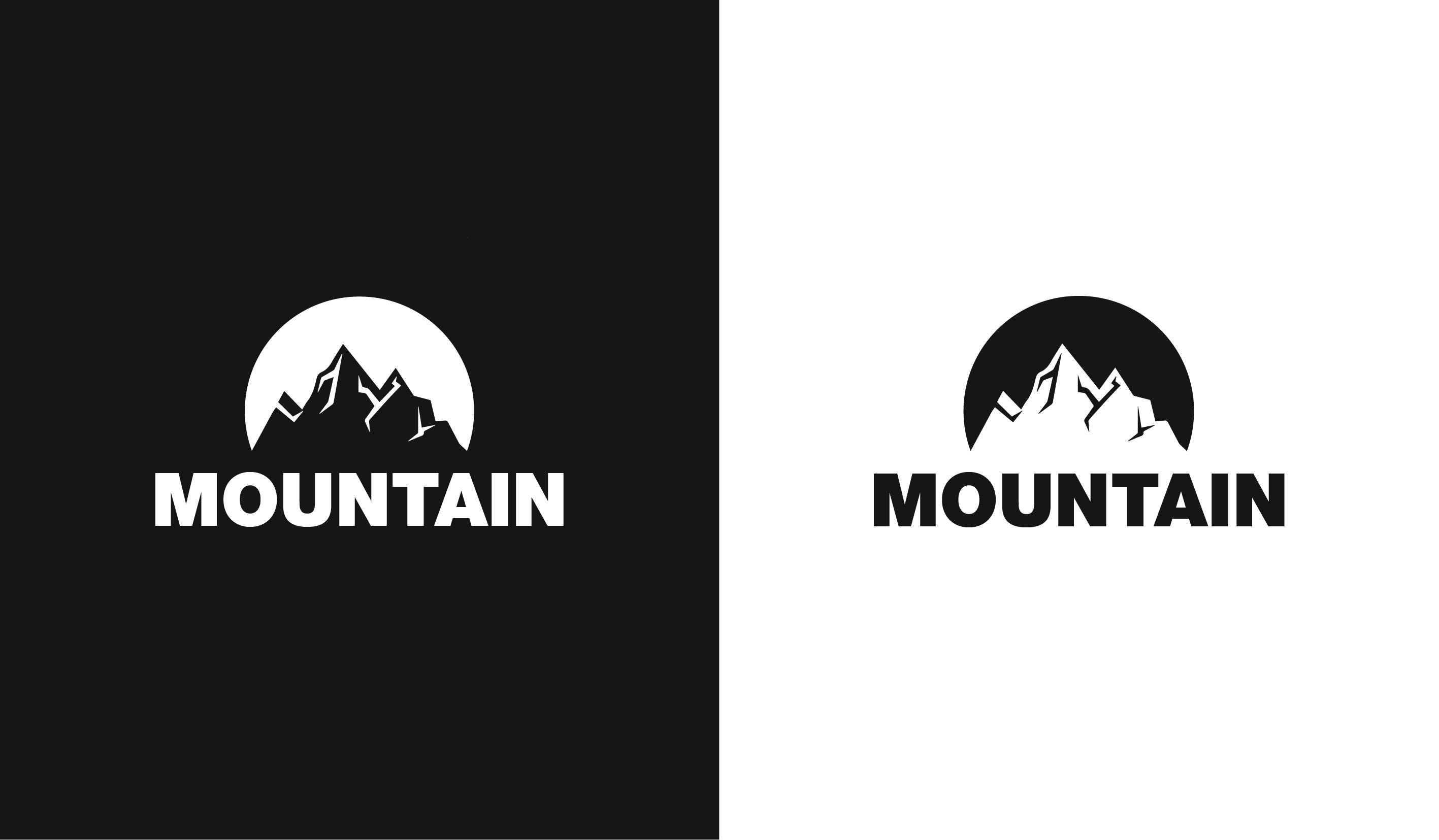 I will Design minimalist Custom logo