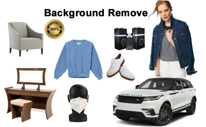I will do any kind of photoshop editing and image background removal