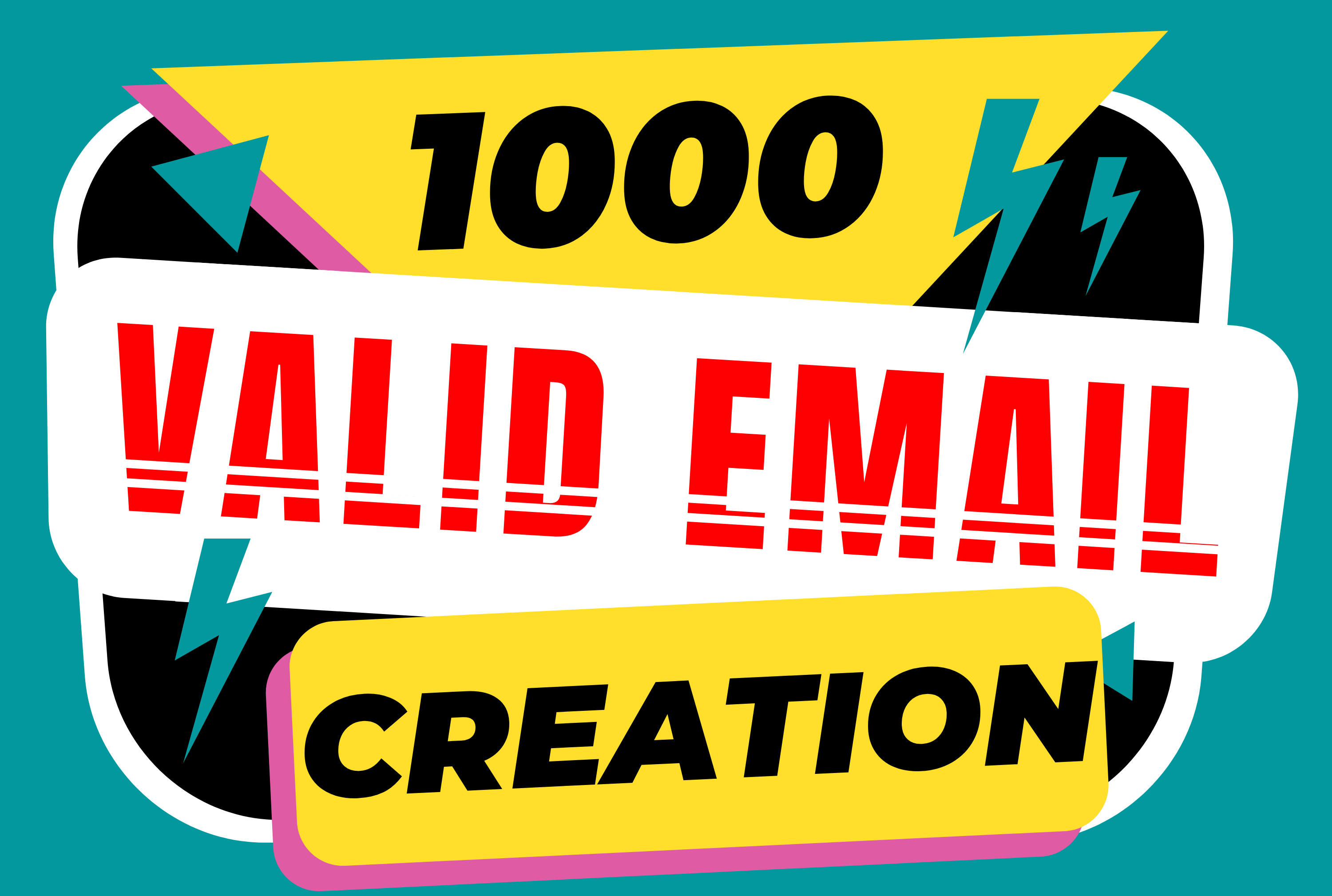 I will provide niche based 1000 valid emails of USA within 24hr