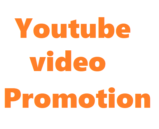 Youtube Video Promotion With world wide user