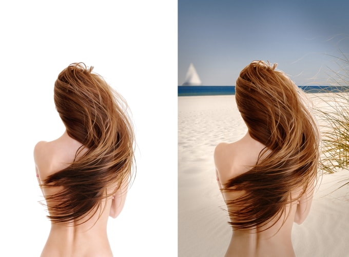 200 image background removal and fast delivery
