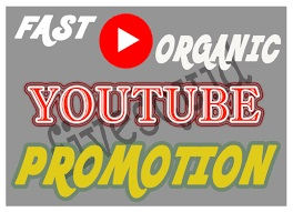 Very Fast Real and Active Organic Youtube Video Promotion