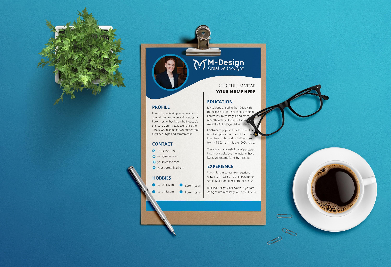 I will design Professional Resume/Cv