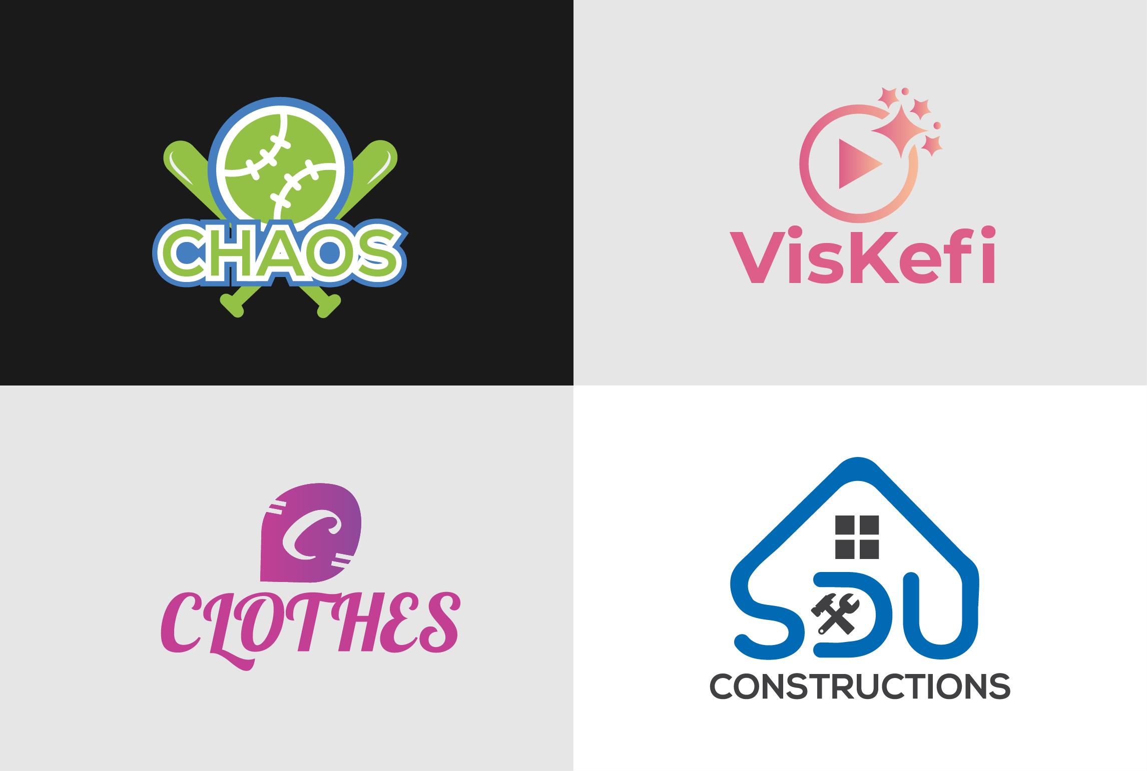 I will create logo design for you