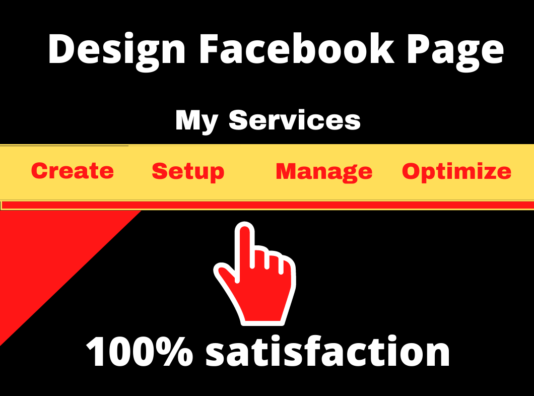 I will Create & optimize your Facebook Business Page + 7 day