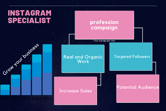 I will do Instagram marketing gain targeted audience