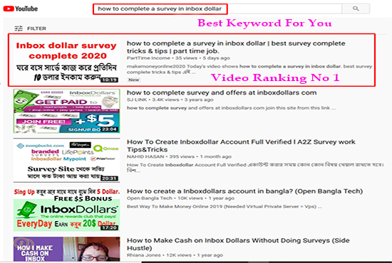 I will do the best YouTube SEO for your video ranking on first page