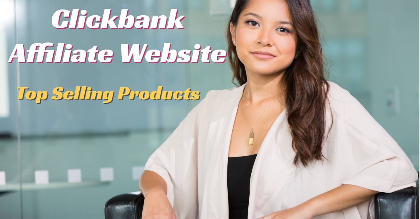 I will develop Clickbank affiliate website for passive incomes