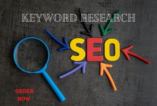 I will do SEO keyword research for your business