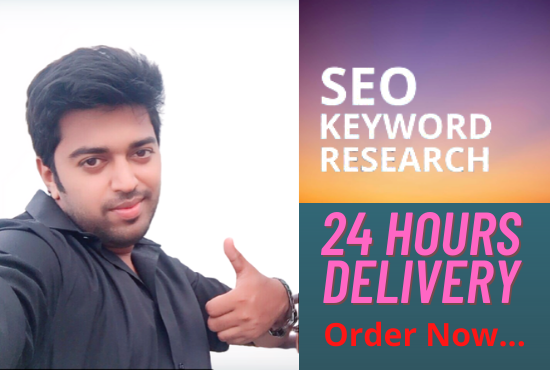 I'll do excellent Keyword Research for boosting your business.