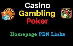 i will Build 100 CASINO/GAMBLING/POKER Blogger PBN BLOG POST Web2.0 1st Page Ranking