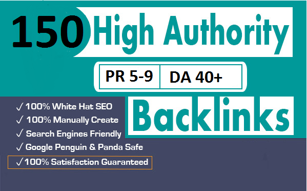 Create 150 Dofollow Pbn SEO Backlinks with High DA/PA/TF/CF on your HomePage in unique website