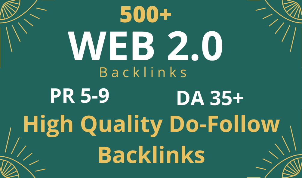 I'll do for you 500+PBN Backlink in your website hompage with HIGH DA/PA/TF/CF with unique websites
