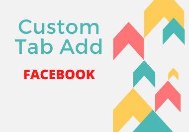 I will create facbook custom tabs with business page