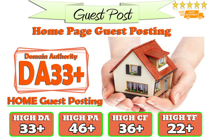 do guest post on da33 hq home blog