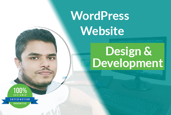 I will create beautiful wordpress website