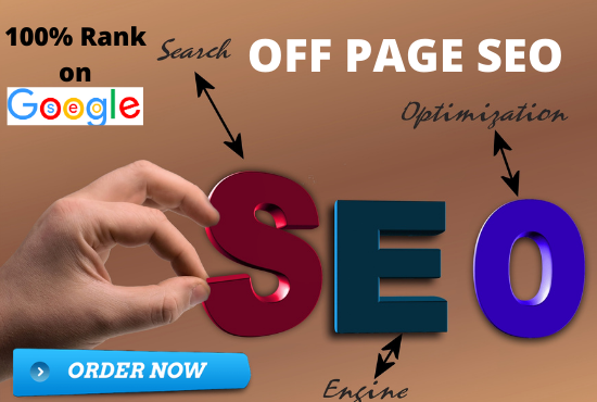 I will do SEO full off page optimization for any site