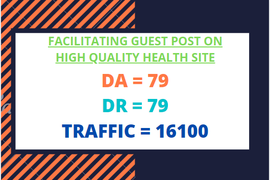 I will publish High Quality SEO Guest Post on High DA and Traffic