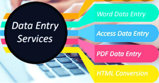 I will do excel data entry, word data entry, copy paste, typing and data entry