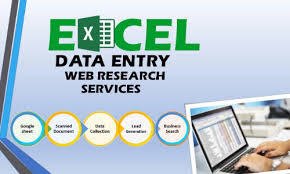 Virtual assistant for Data Entry Services 24/7