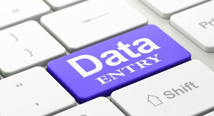Data entry with profectional skills and techniques