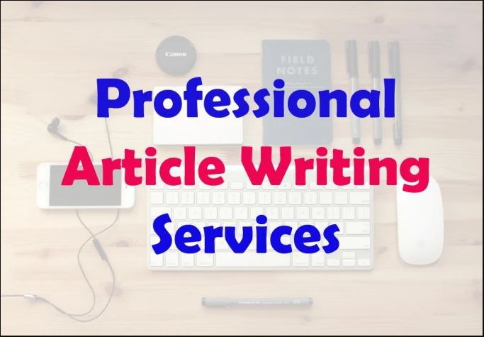 I will write and rewrite articles,  blog posts or content