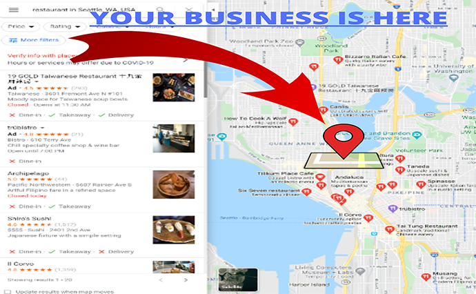do 200 live google map citations for gmb ranking and local SEO