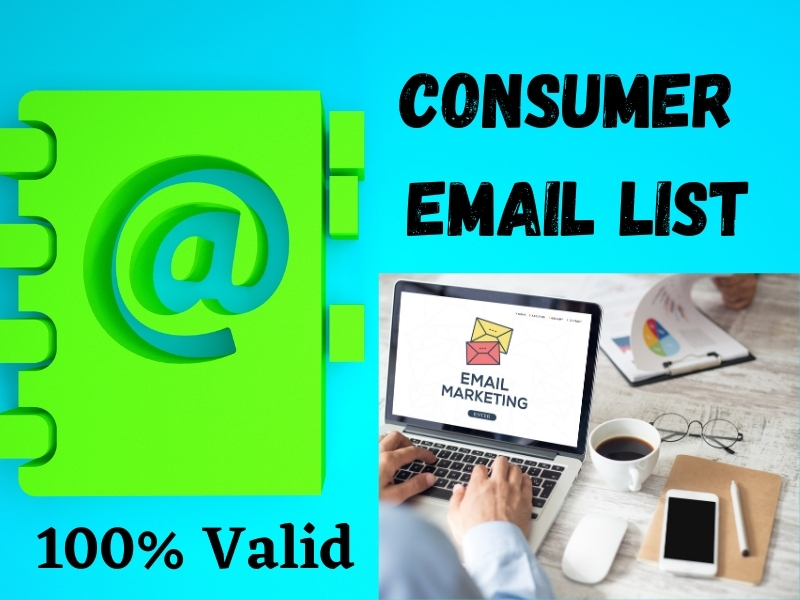 I will provide 5k USA consumer email list for your business