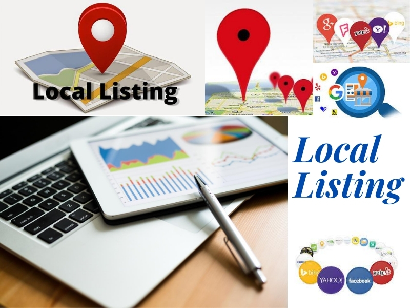 I will provide 20 local listing for all countries