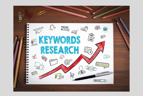 I will do excellent keyword research and comparative analysis
