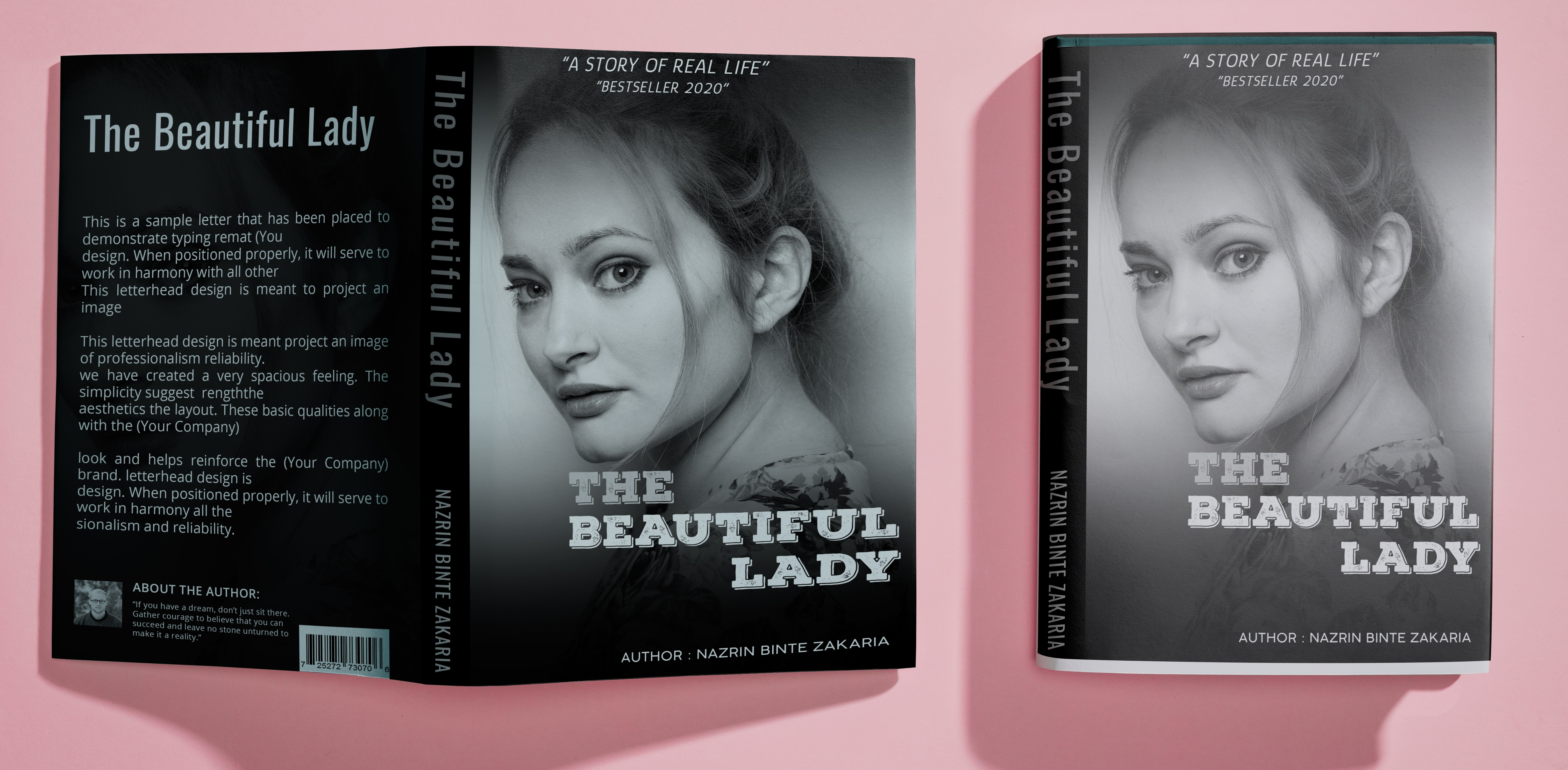 I will do professional book cover or ebook cover design in 4 hours