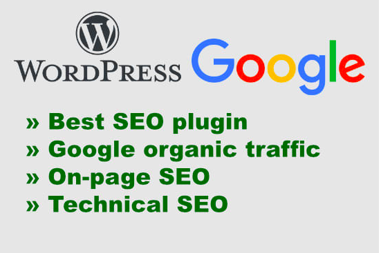 I will do onpage SEO for your wordpress website