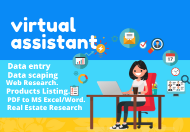 I will be your best virtual assistant.