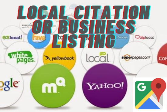 I will do 20 local citation SEO or business listing for all country