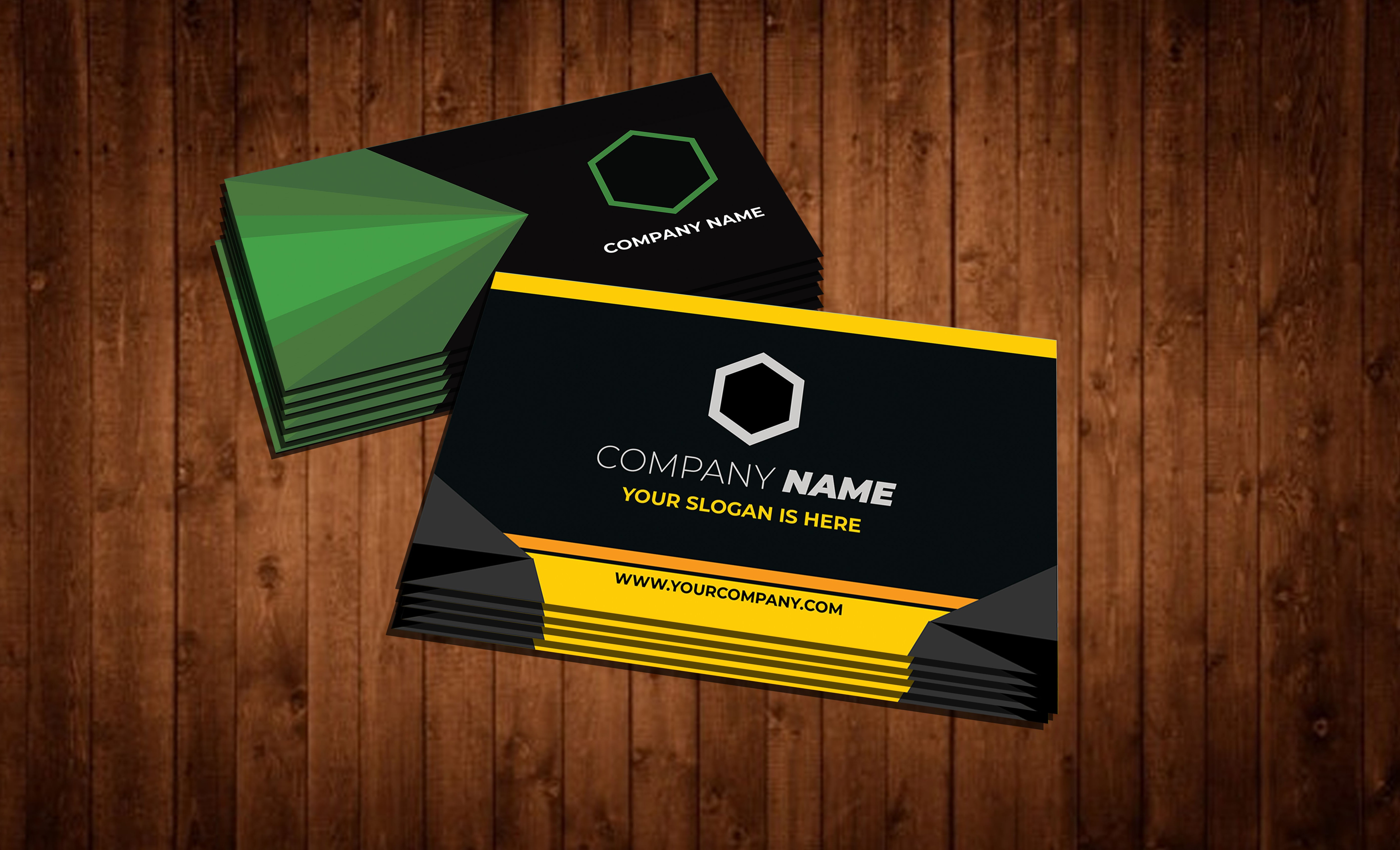 I Will Create Standard Business Card