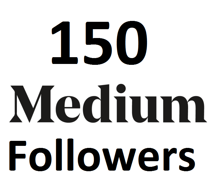 add 150 Medium Follower On Your Medium Article