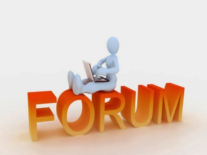 I will provide 10 high quality forum posts