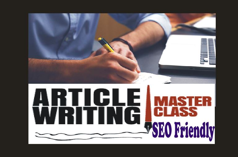 Unique 500 words ARTICLE Writing or BLOG Writing - Best Quality