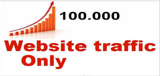 I will drive 100k real traffic visitors to your site