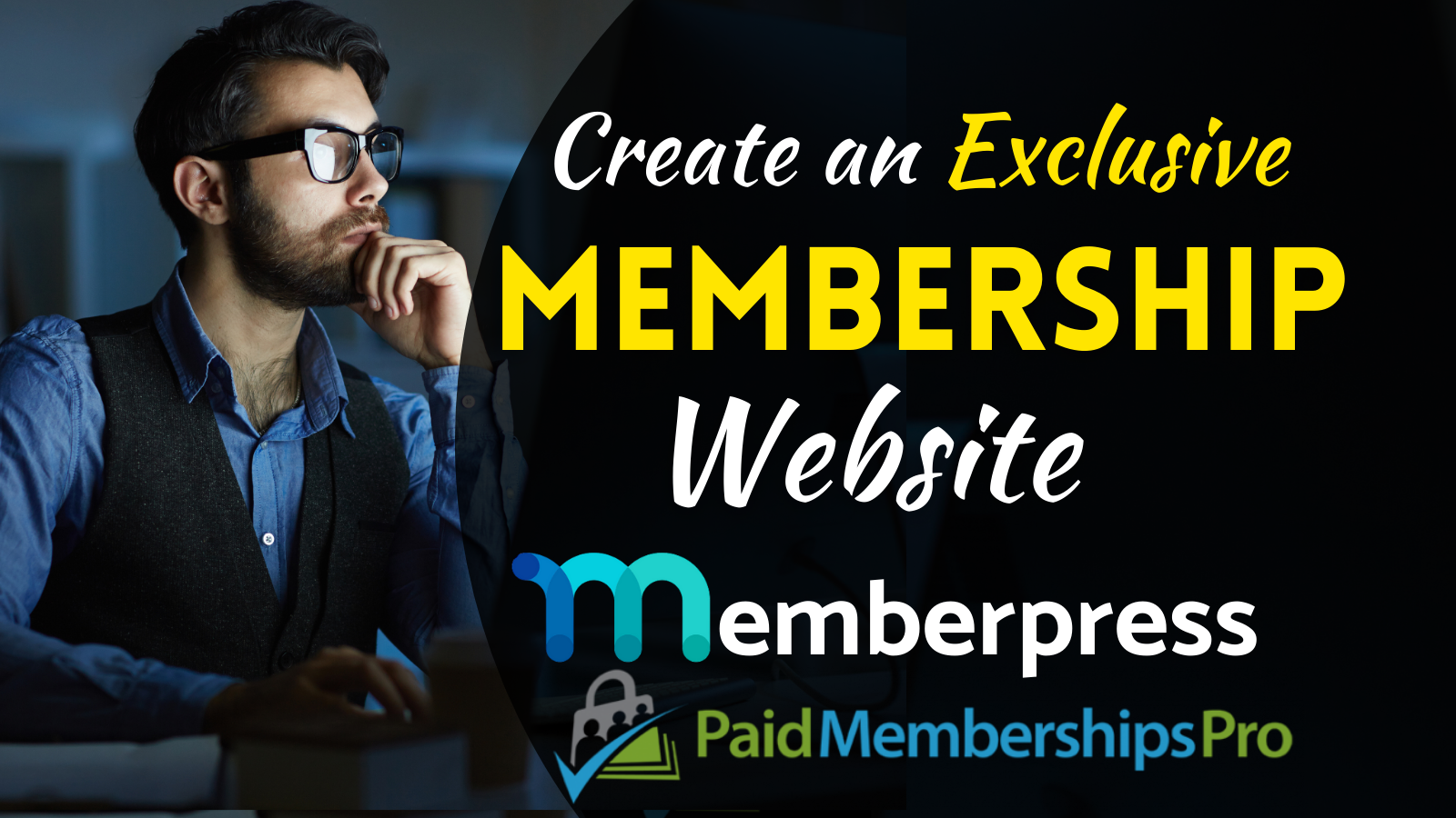 build a WordPress membership website with paid membership pro