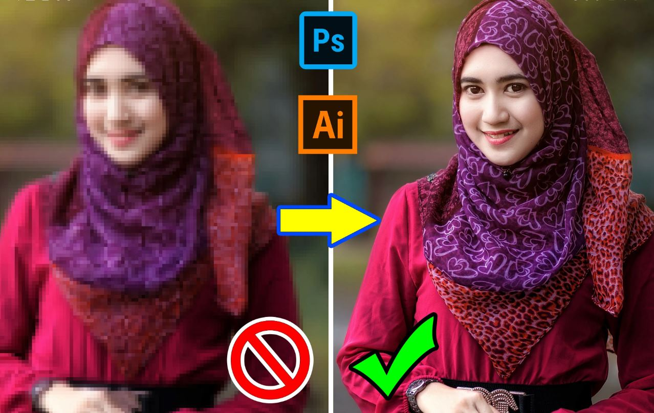 I will fix and enhance low resolution,  blurred and damaged photos