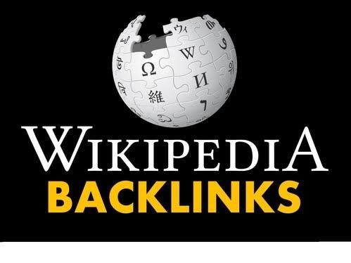 Wikipedia Backlink sevices/Niche Wikipedia Backlinks/Fast service