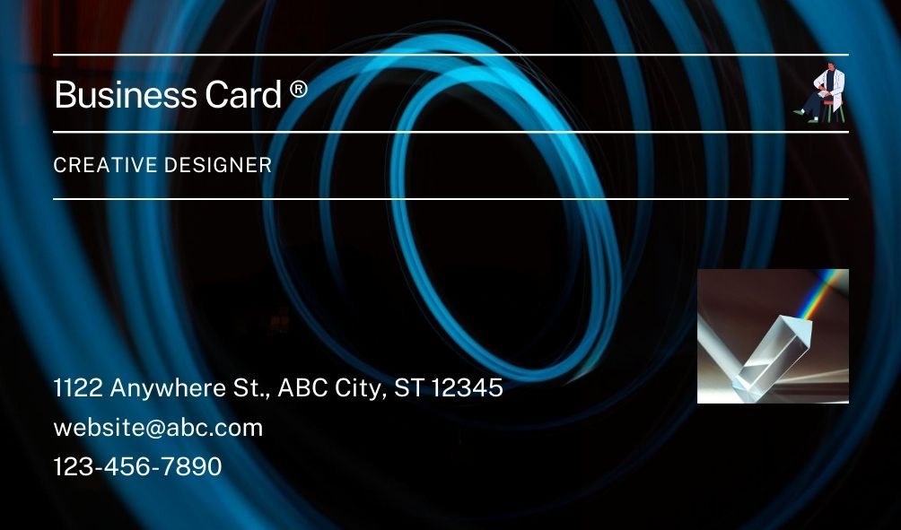 Design Professional & Creative Business Card with free jpg,  png,  pdf Format