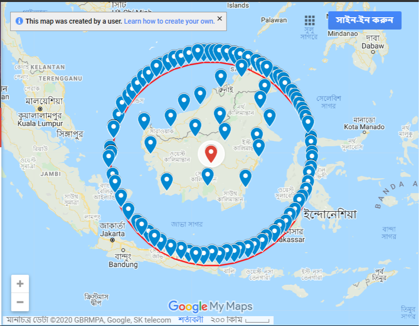 creat 1500 google map citation